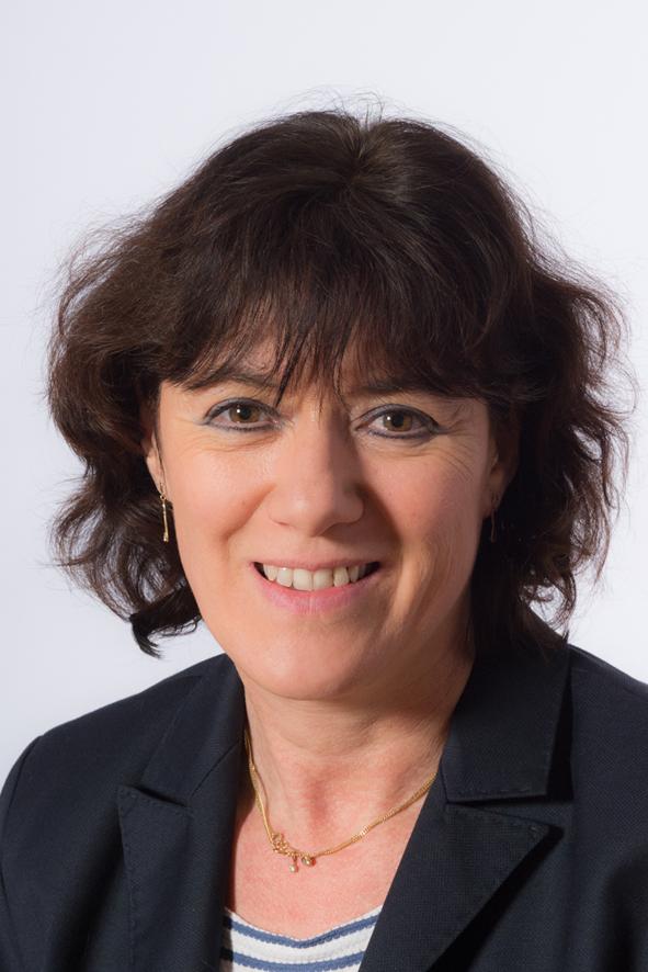 Martine BURGER