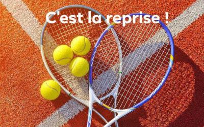Le Tennis Club de Soufflenheim informe