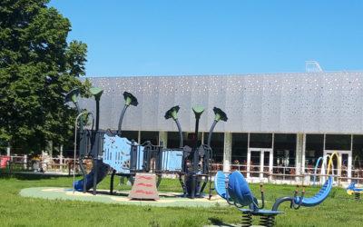 Réouverture de la piscine Odonates